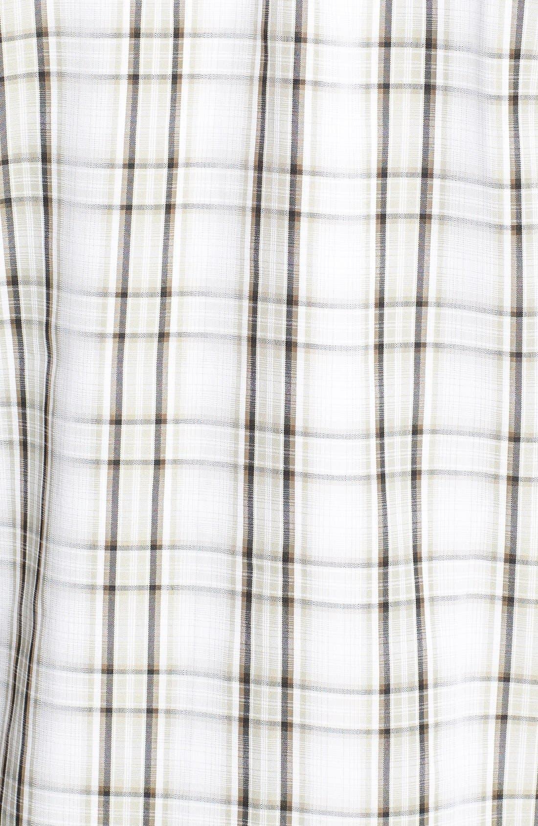 Alternate Image 3  - Quiksilver Waterman Collection 'Seal Rocks' Regular Fit Sport Shirt