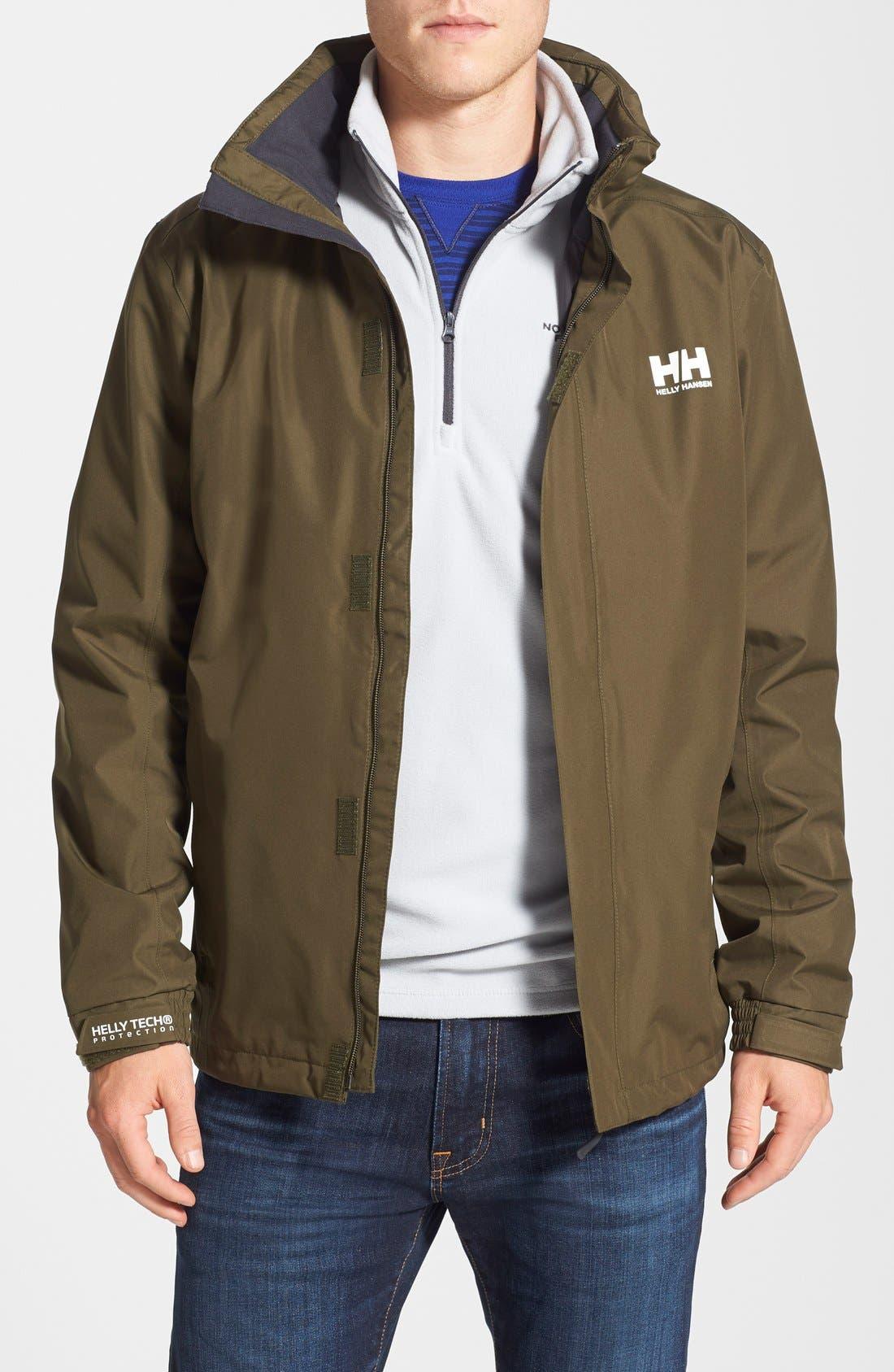 Alternate Image 1 Selected - Helly Hansen 'Dubliner' Waterproof Jacket