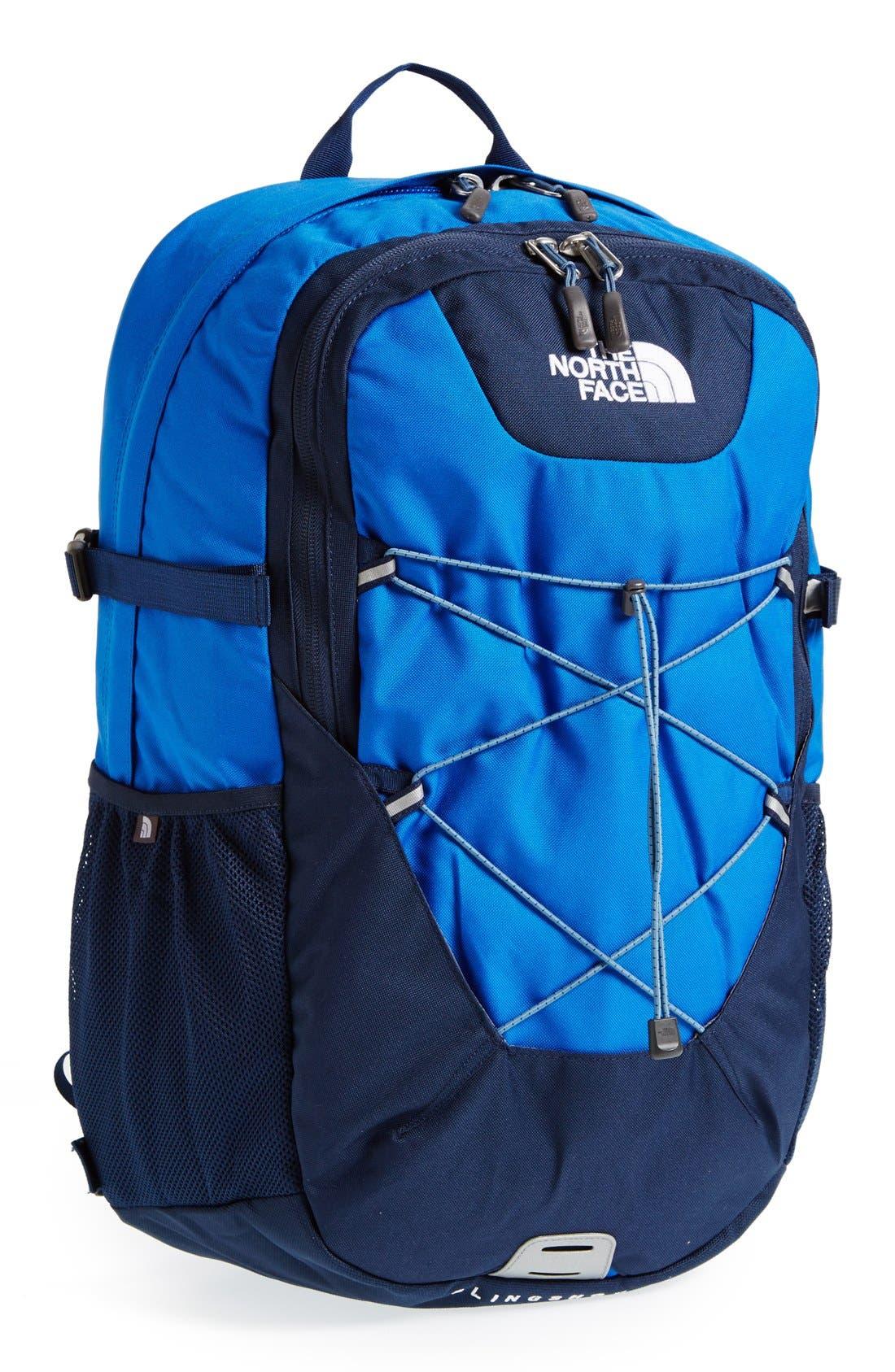 Alternate Image 1 Selected - The North Face 'Slingshot' Backpack