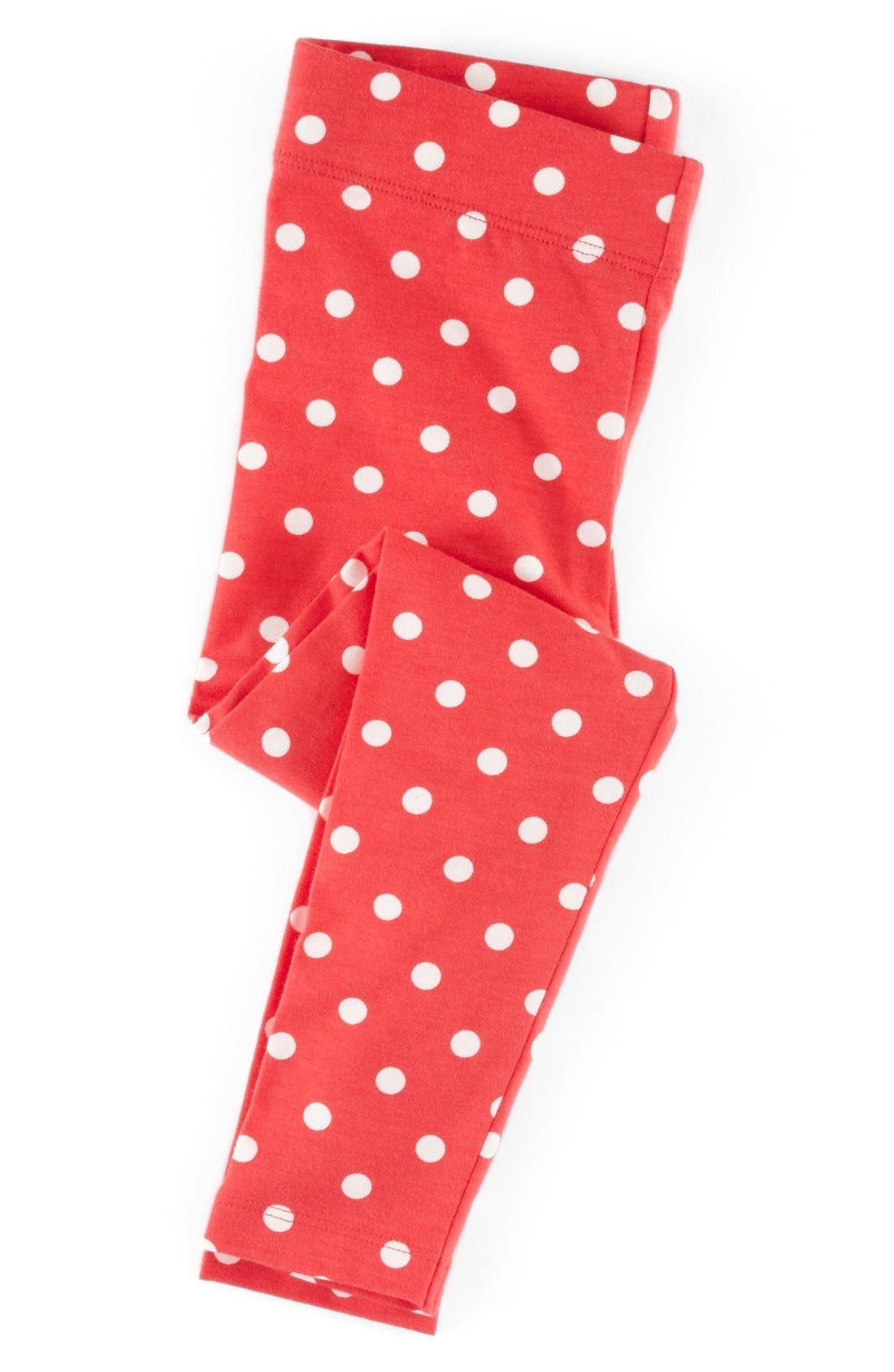Alternate Image 1 Selected - Mini Boden Leggings (Toddler Girls)