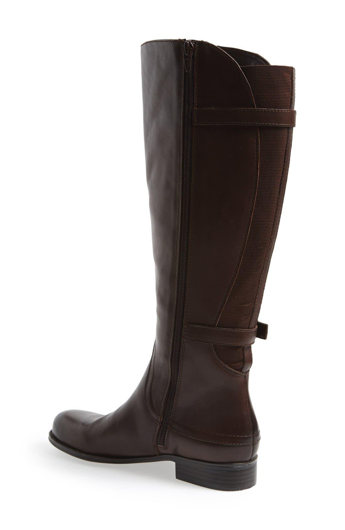 Alternate Image 2  - Naturalizer 'Jamison' Tall Boot (Wide Calf) (Women)