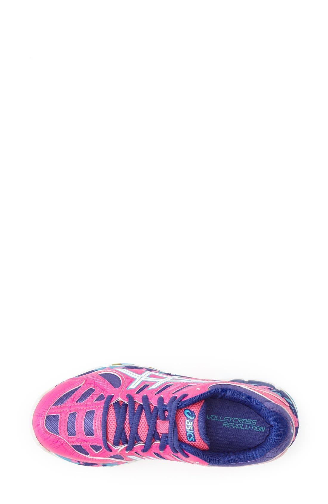 Alternate Image 3  - ASICS® 'GEL-Volleycross® Revolution' Volleyball Shoe (Women) (Regular Retail Price: 109.95)