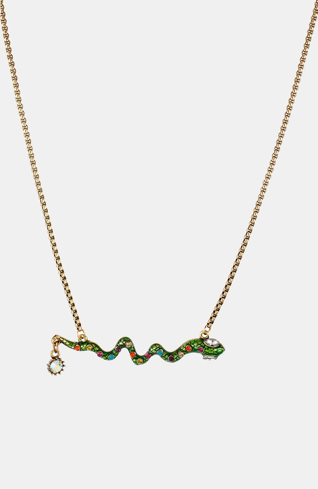Main Image - Betsey Johnson 'St. Barts' Pendant Necklace