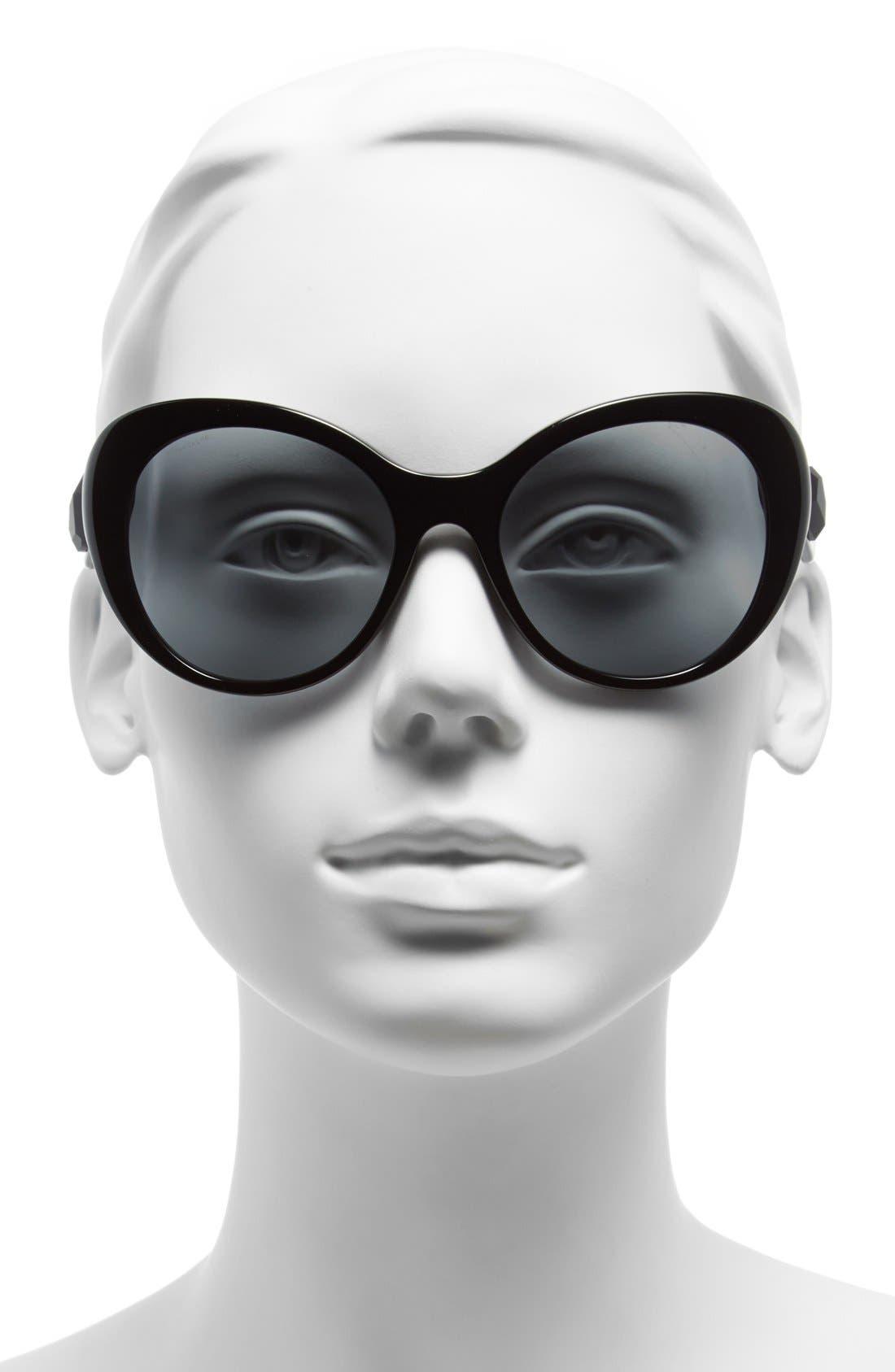 Alternate Image 2  - Prada 'Voice' 56mm Sunglasses