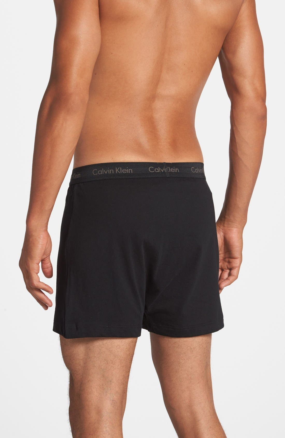Alternate Image 2  - Calvin Klein 3-Pack Cotton Boxers