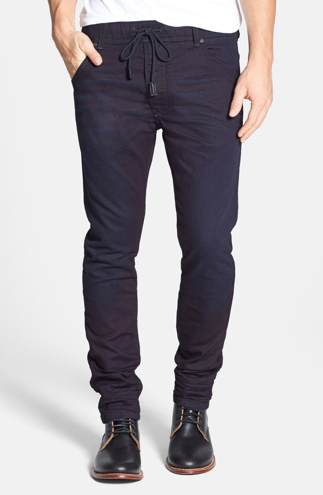 DIESEL® Krooley Jogg Slouchy Skinny Fit Jeans (0829P)