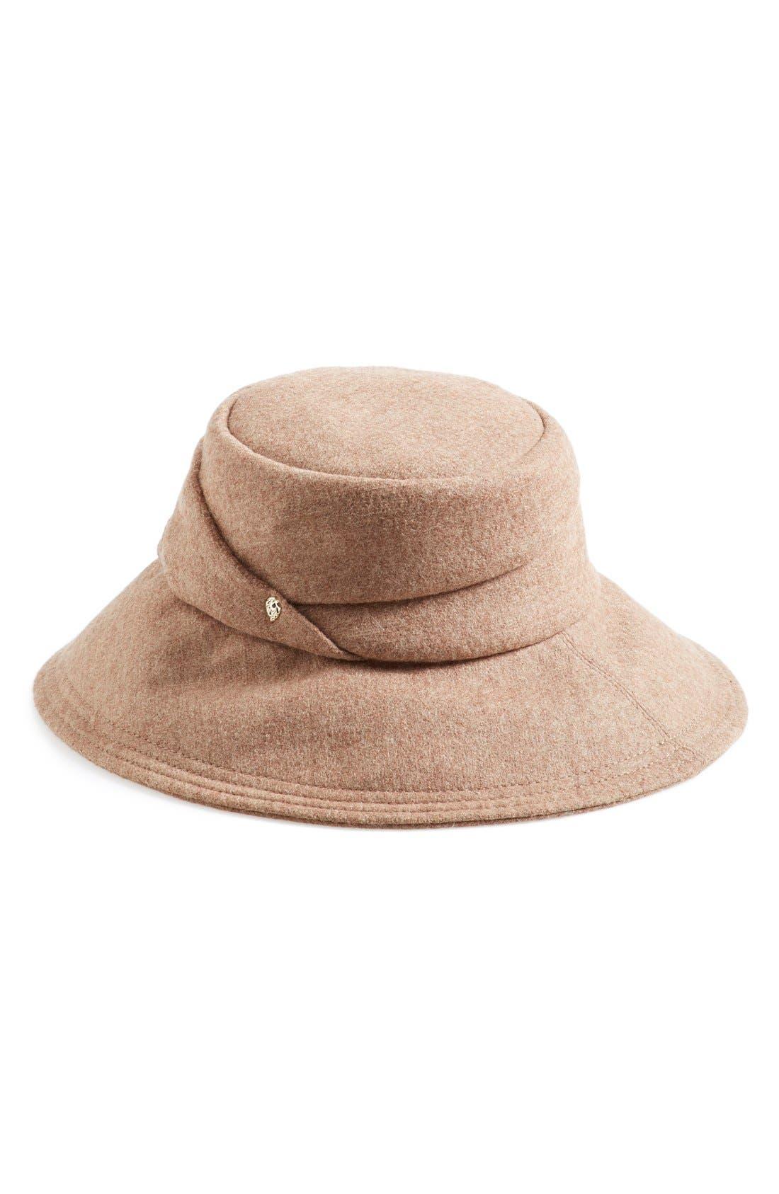 Alternate Image 1 Selected - Helen Kaminski 'Lana Dolce' Bucket Hat