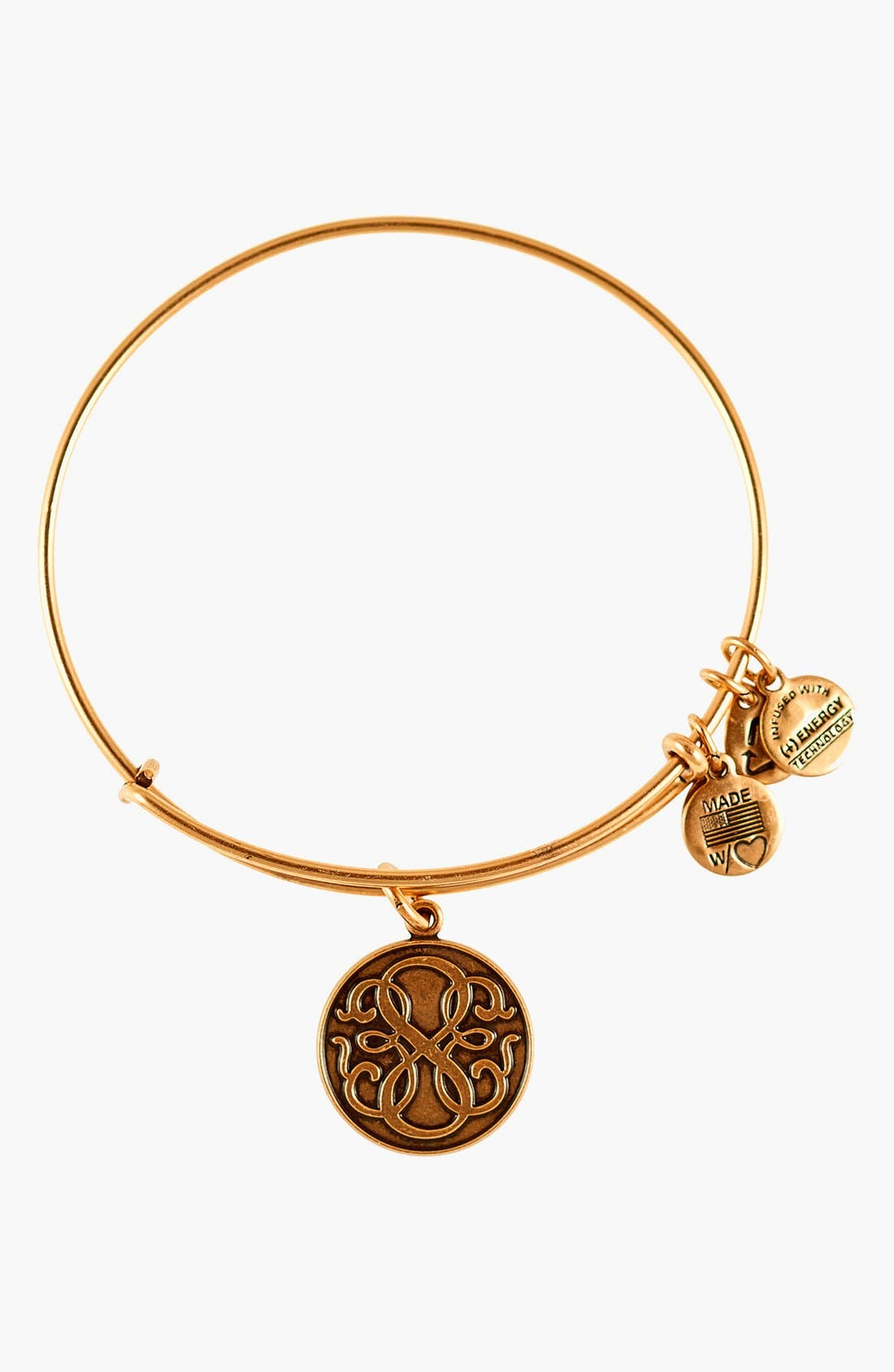 Alternate Image 1 Selected - Alex and Ani 'Path of Life' Wire Bangle