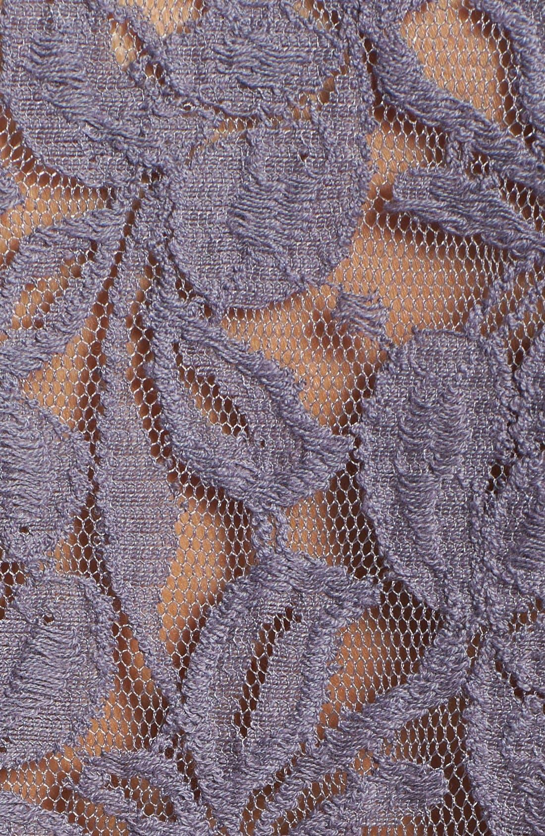 Alternate Image 3  - KUT from the Kloth Lace Yoke Faux Wrap Blouse