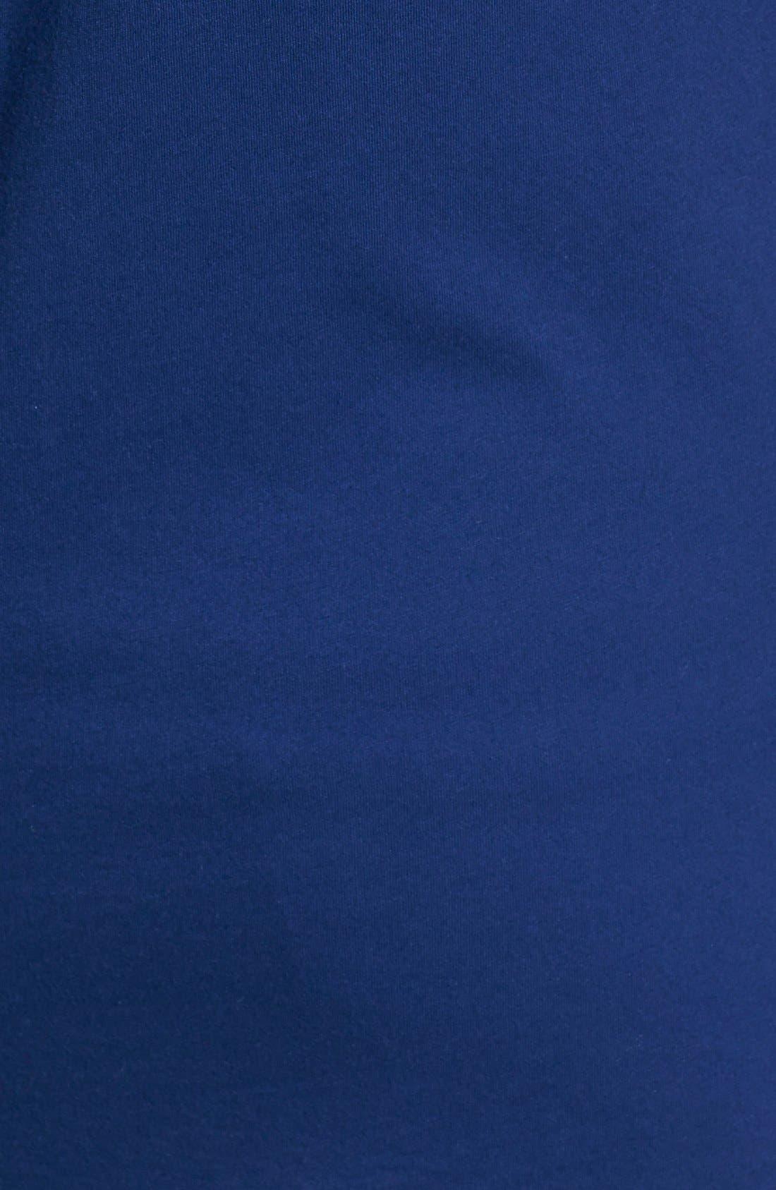Alternate Image 2  - Signorelli Screenprint Cotton & Modal Tee
