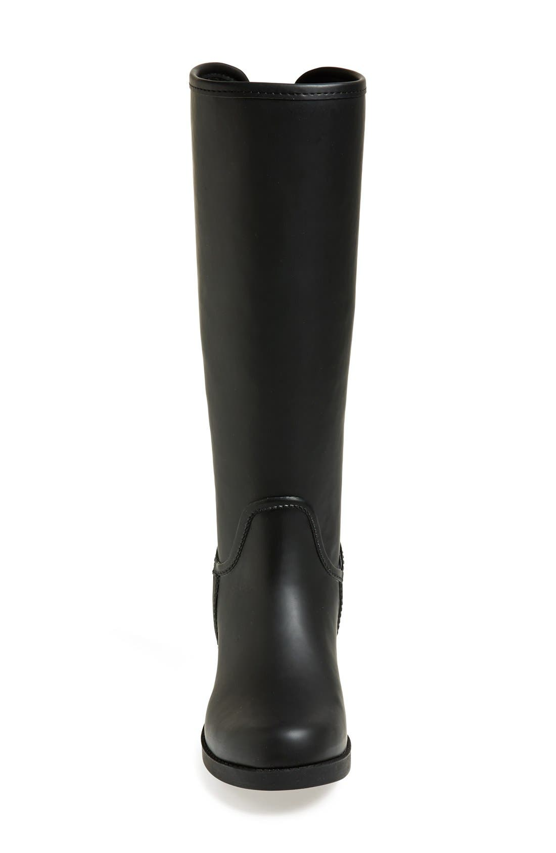 Alternate Image 3  - COACH 'Tristee' Waterproof Rain Boot