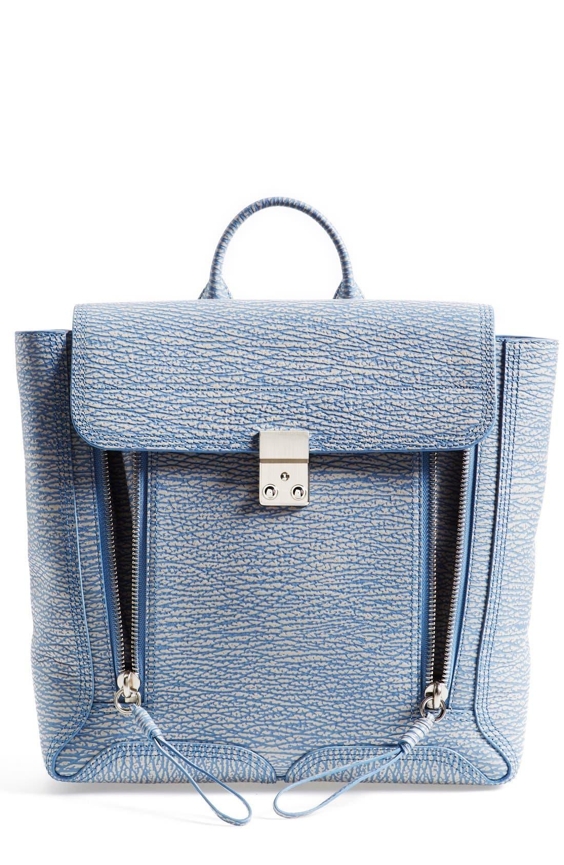 Alternate Image 1 Selected - 3.1 Phillip Lim 'Pashli' Two-Tone Leather Backpack