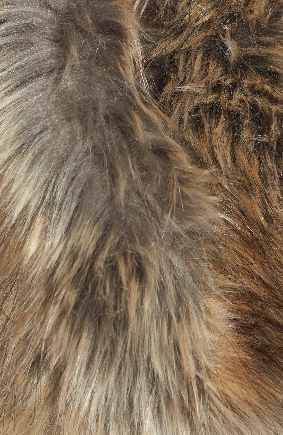 Alternate Image 3  - BP. Faux Fur Infinity Scarf