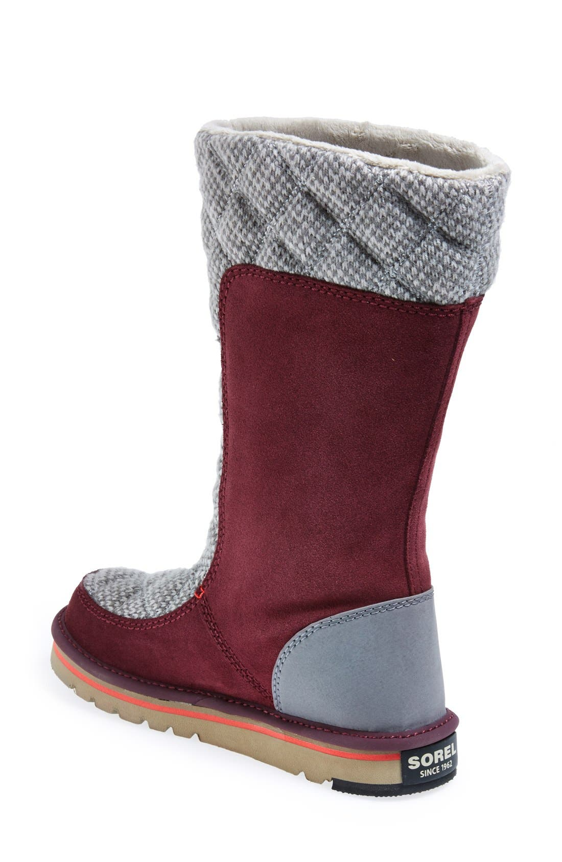 Alternate Image 2  - SOREL 'Campus' Water Resistant Tall Boot (Women)