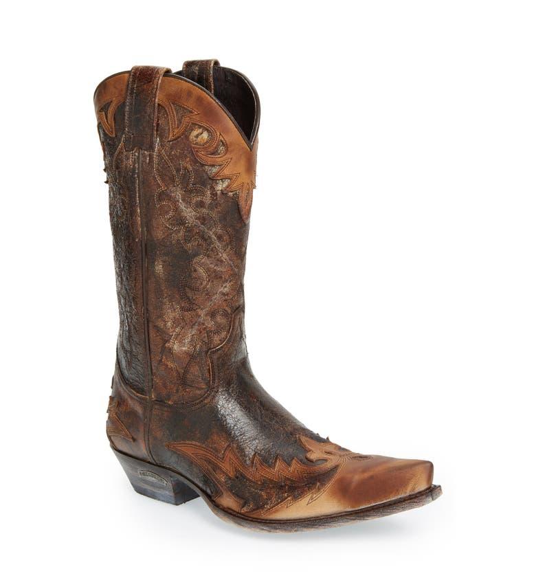 Carson Cowboy Boot