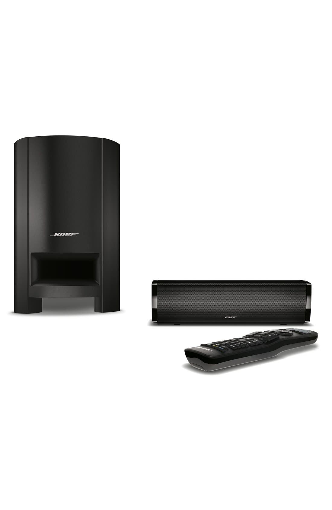 CineMate<sup>®</sup> 15 Home Theater Speaker System,                         Main,                         color, Black