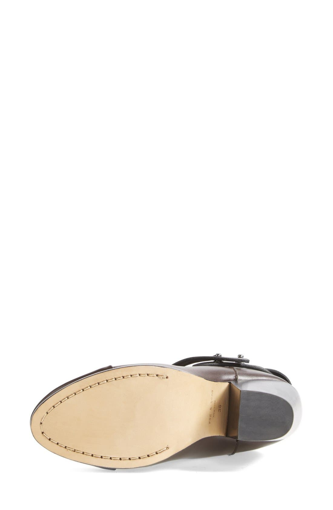 Alternate Image 7  - rag & bone 'Harrow' Leather Boot (Women) (Nordstrom Exclusive)