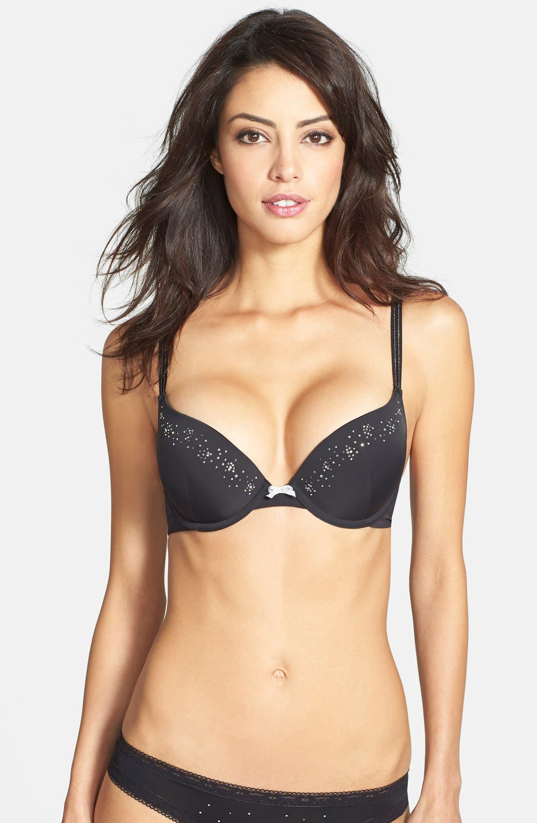 Main Image - kensie 'Soho Light' Underwire Push-Up Bra