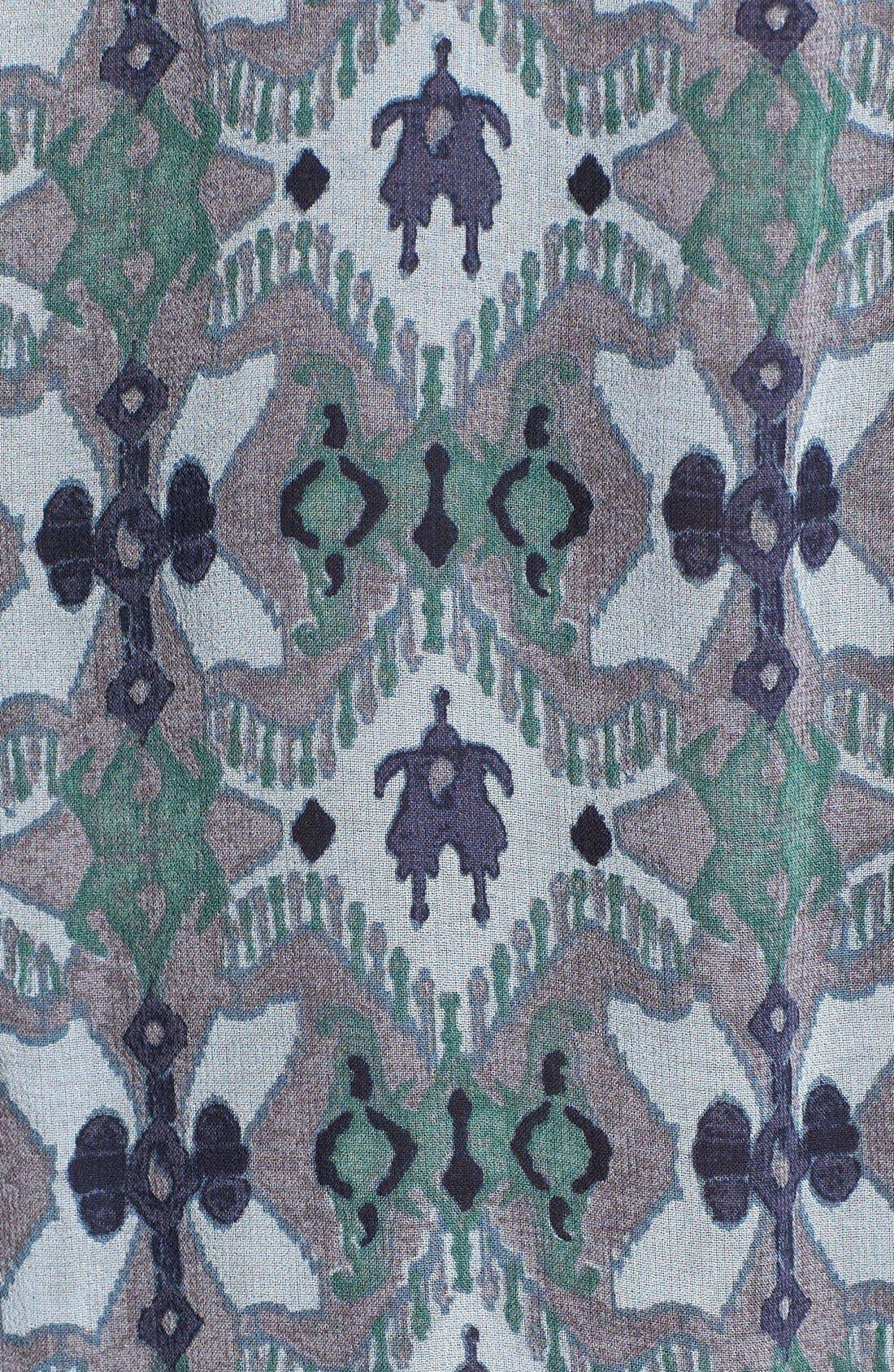 Alternate Image 3  - Tory Burch 'Laguna' Print Silk Jumpsuit