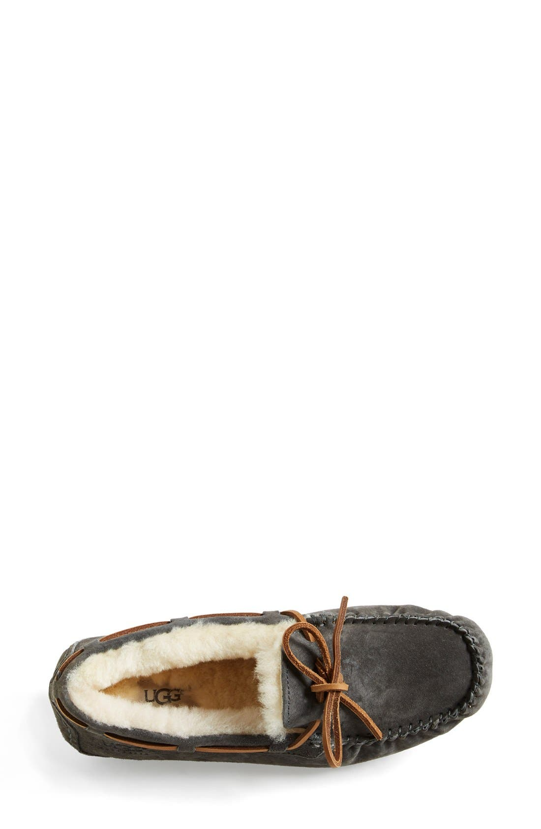 Alternate Image 3  - UGG® Dakota Slipper (Women)
