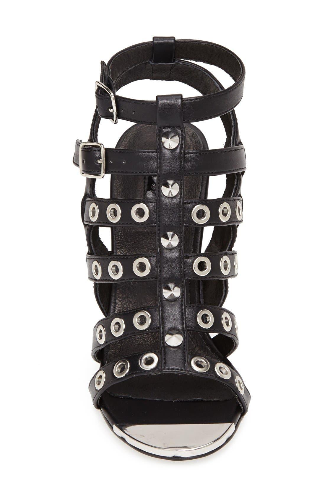 Alternate Image 3  - Topshop 'Roxy' Gladiator Sandal (Women)