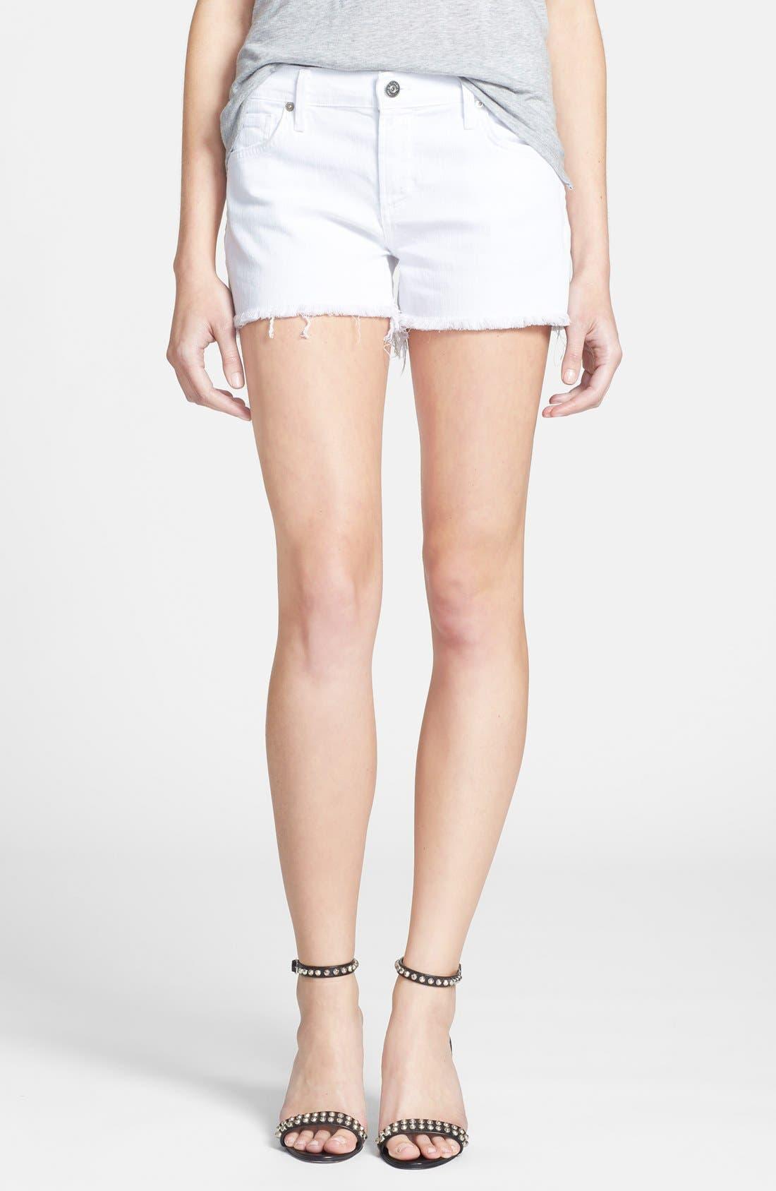 'Ava' Shorts,                         Main,                         color, Santorini