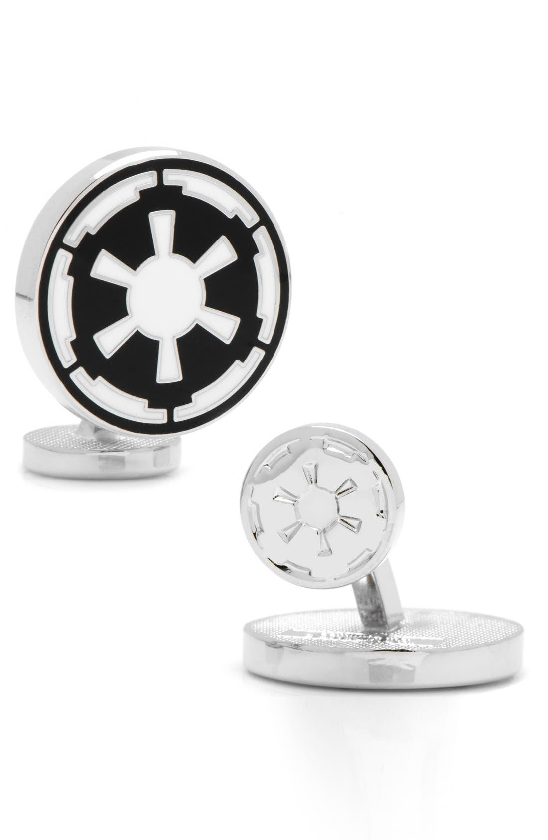Alternate Image 1 Selected - Cufflinks, Inc. 'Star Wars™ - Imperial Emblem' Cuff Links