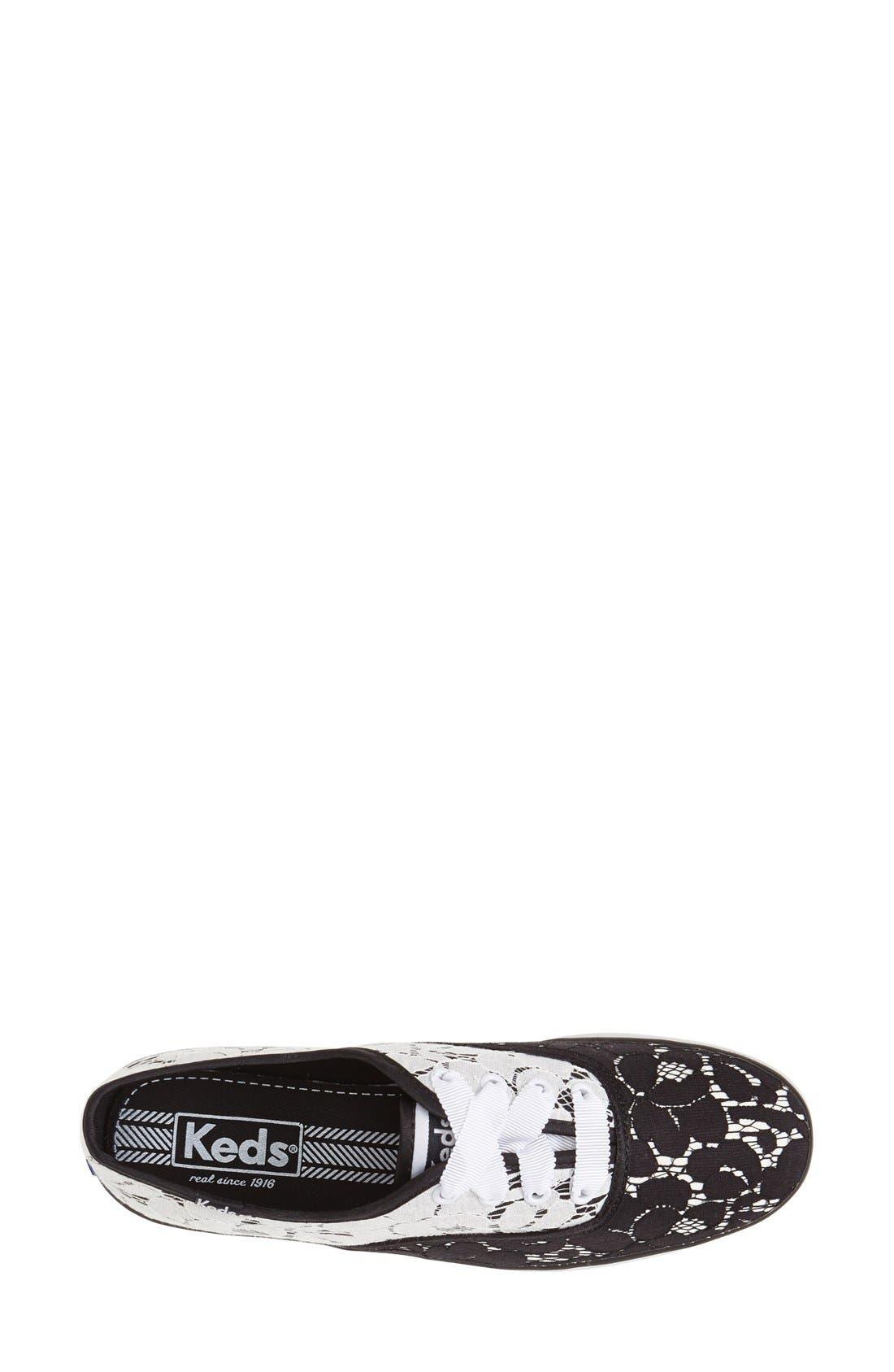 Alternate Image 3  - Keds® 'Champion - Lace' Sneaker (Women)