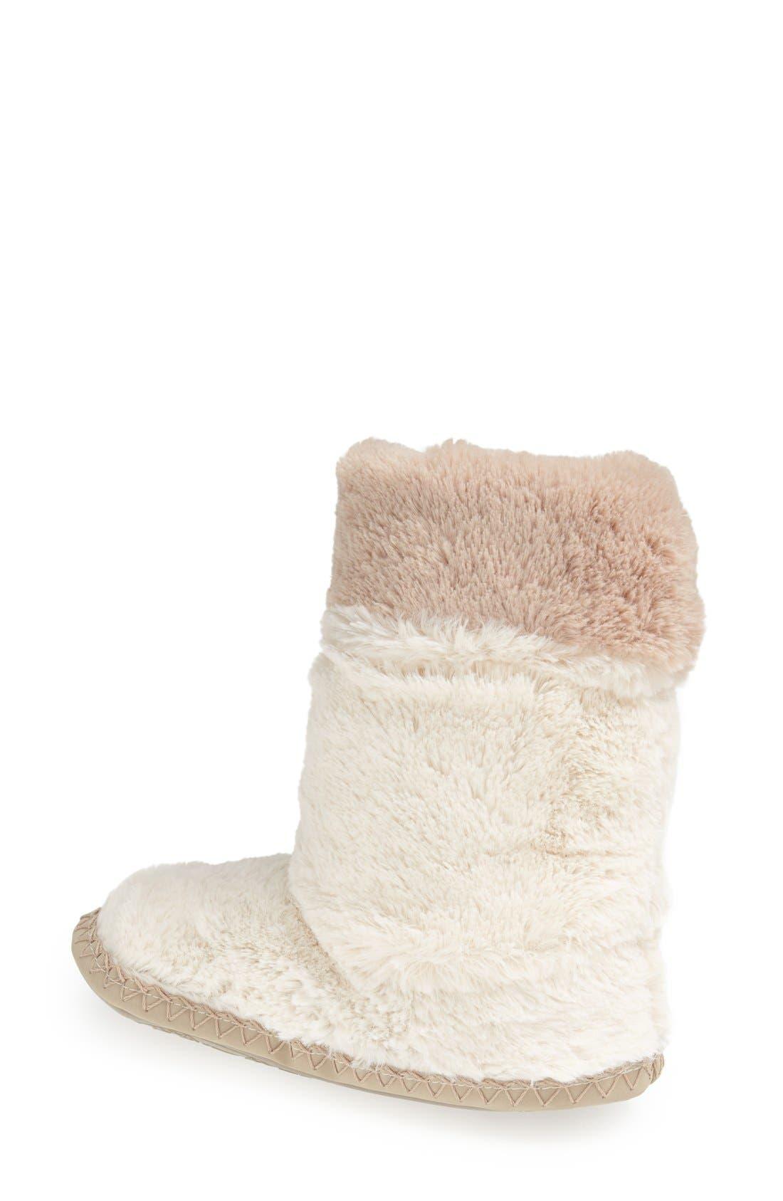 Alternate Image 2  - Bedroom Athletics 'Fern' Slipper Boot (Women)
