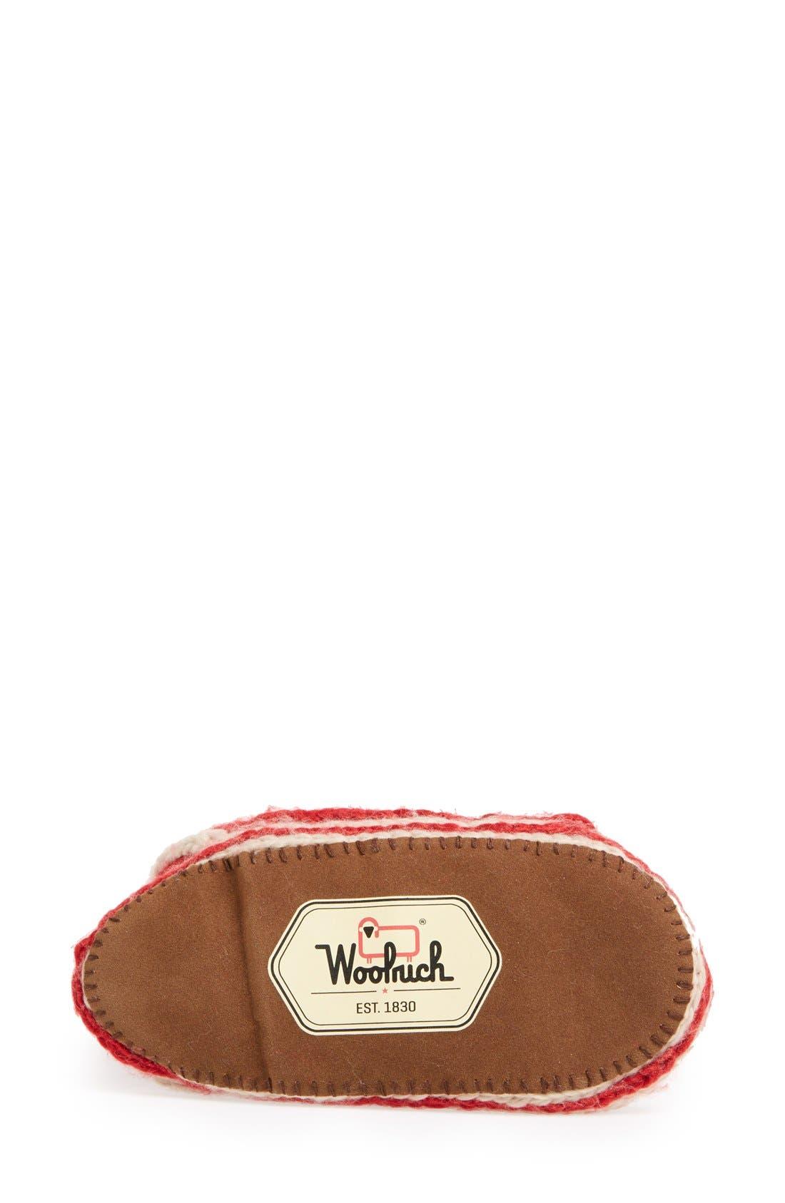Alternate Image 4  - Woolrich 'Chalet' Socks (Women)