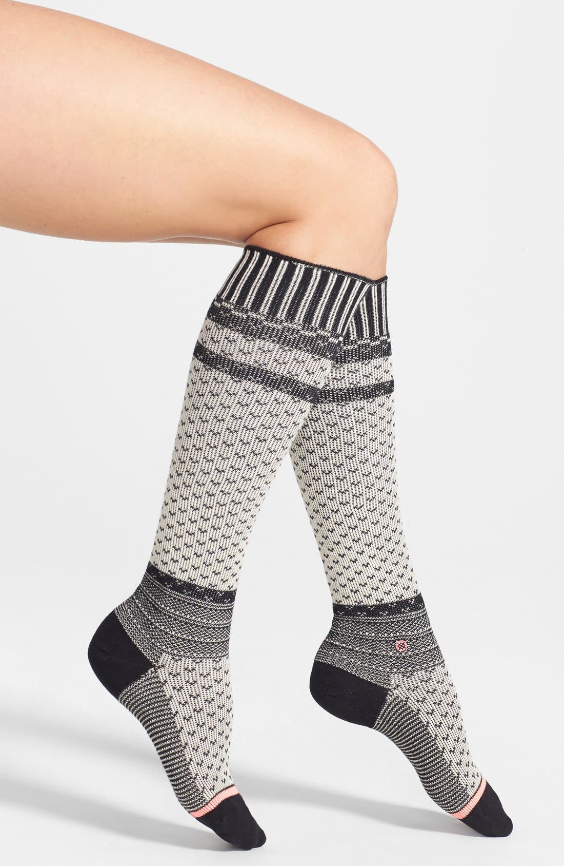 Main Image - Stance 'Frosted' Knee High Socks