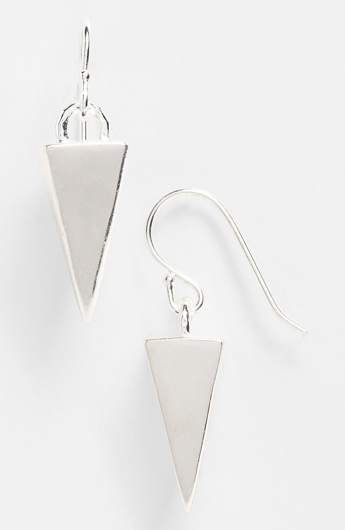 Alternate Image 1 Selected - Melinda Maria Pyramid Drop Earrings