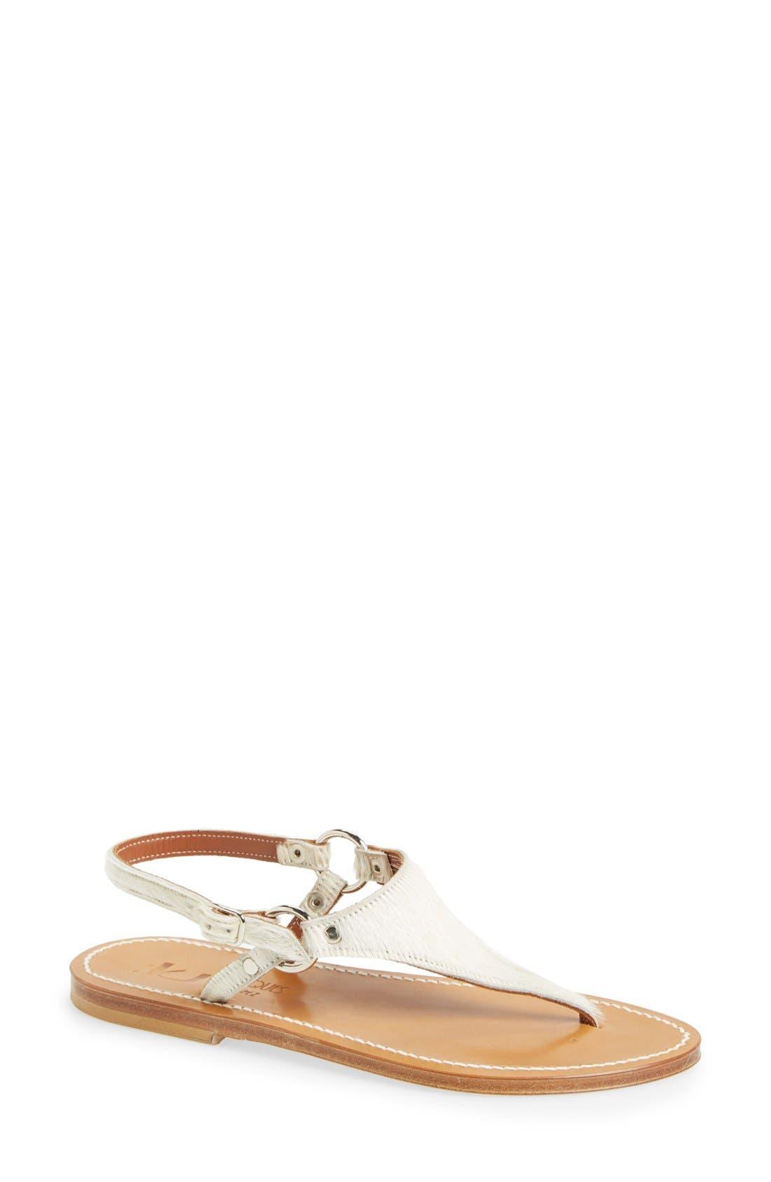 Main Image - K.Jacques St. Tropez Slingback Thong Sandal (Women)