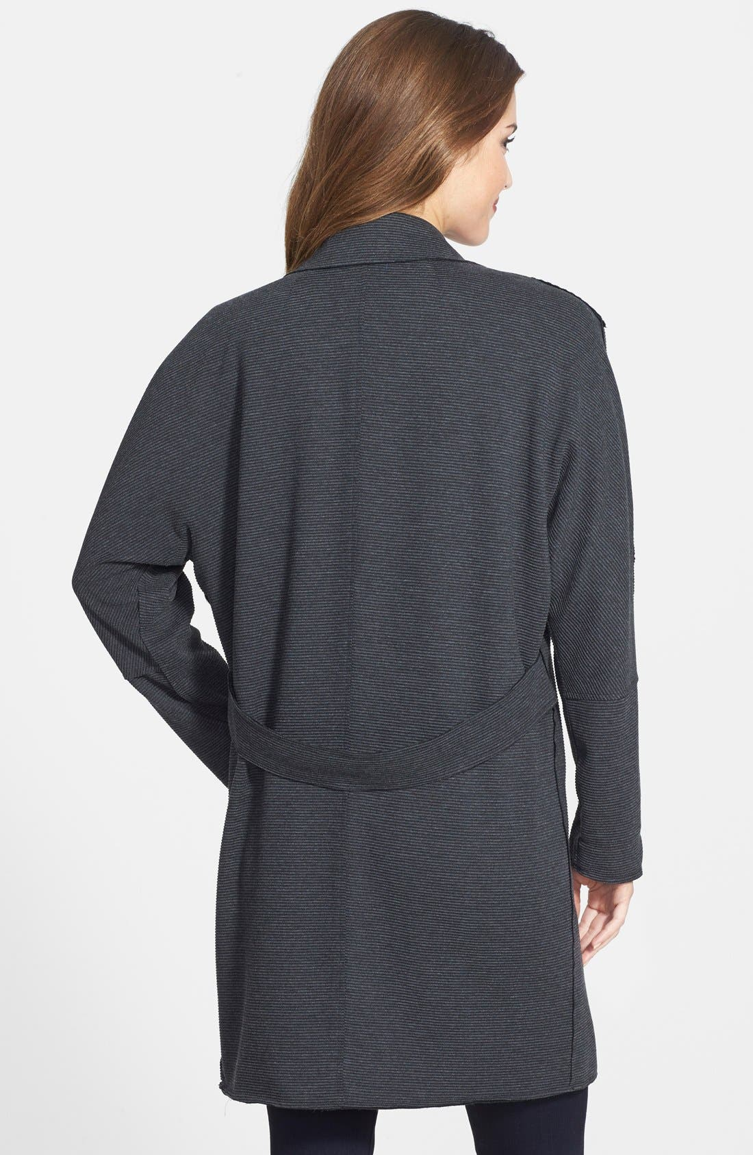 Alternate Image 2  - Max & Mia 'Oversize' Cardigan (Women)