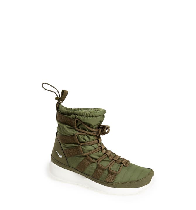 a6b8487ee7f15 ... high roshe run boots Main Image - Nike Roshe Run Sneaker Boot . ...