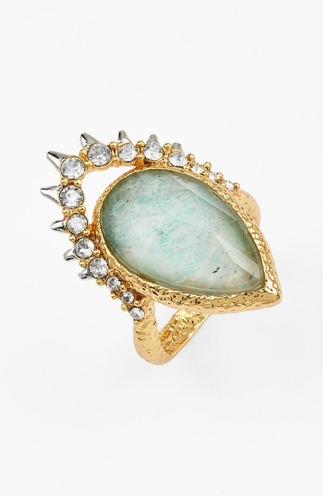 Alternate Image 1 Selected - Alexis Bittar 'Elements - Muse d'Or' Doublet Cocktail Ring