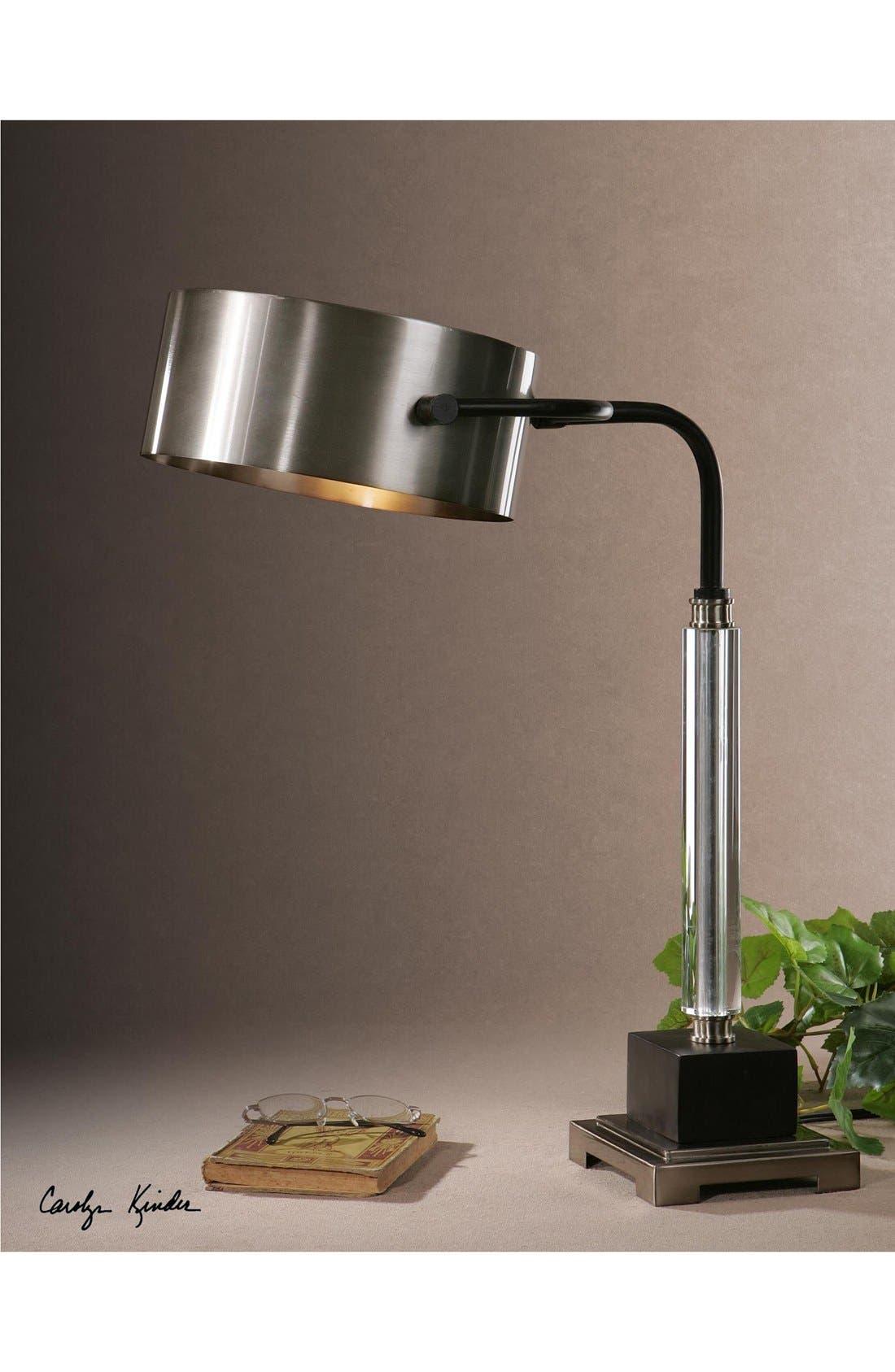 'Belding' Desk Lamp,                             Alternate thumbnail 2, color,                             Grey