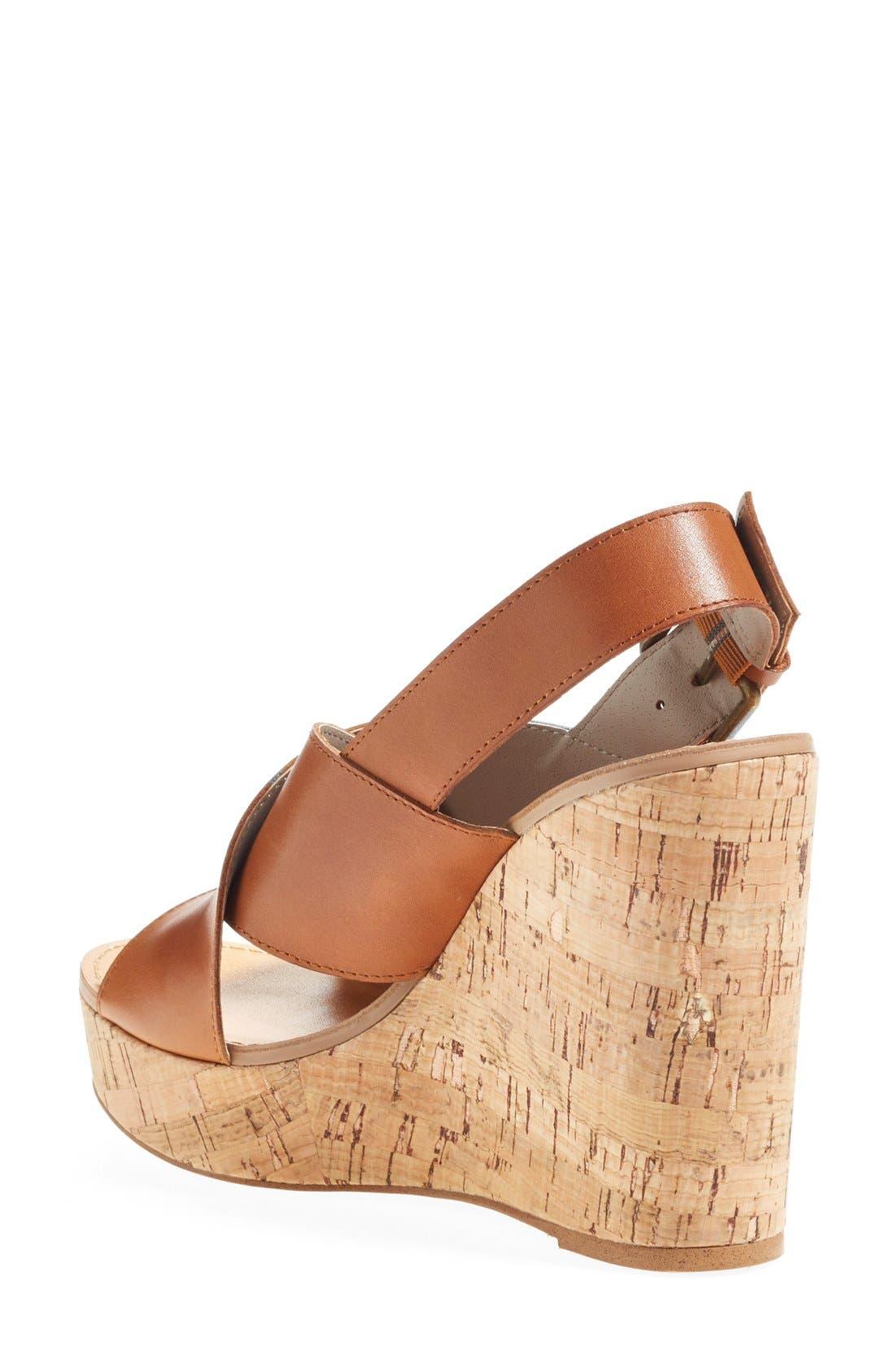 Alternate Image 2  - Hinge 'Hannah' Wedge Sandal (Women)
