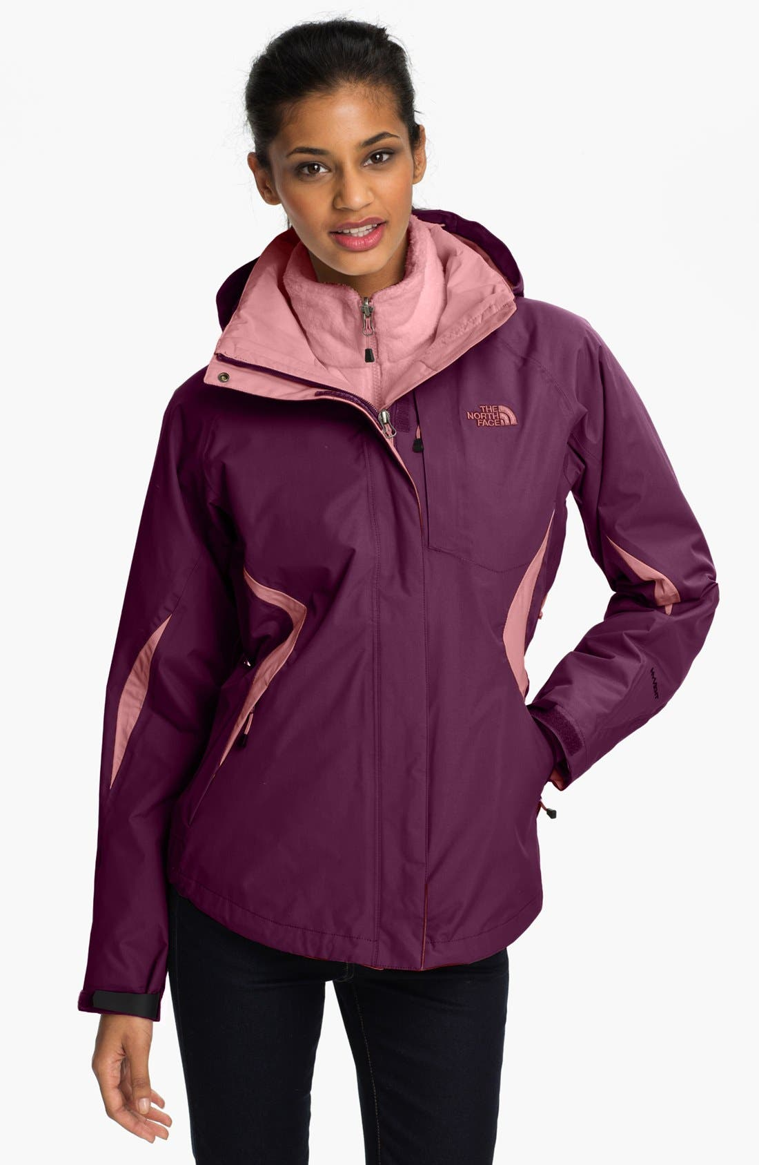 Alternate Image 1 Selected - The North Face 'Boundary' Tri-Climate Jacket