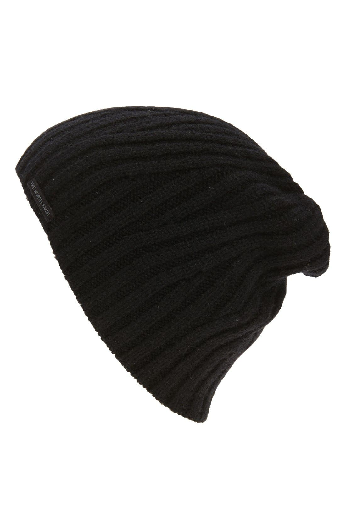 Alternate Image 1 Selected - The North Face Classic Wool Blend Beanie