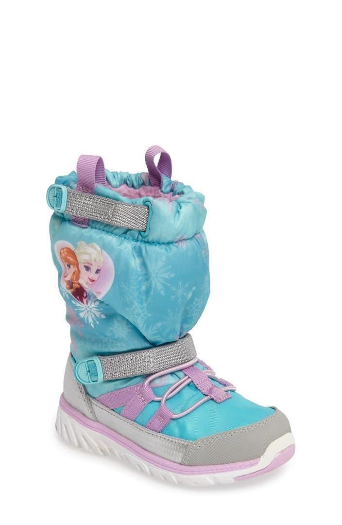 Stride Rite Girls Fashion Boots