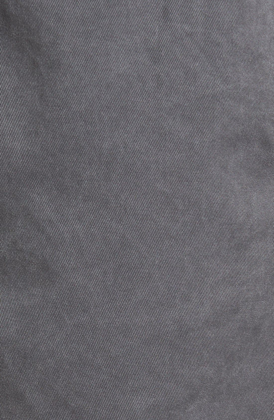 Rockin Sport Shorts,                             Alternate thumbnail 5, color,                             Asphalt Grey