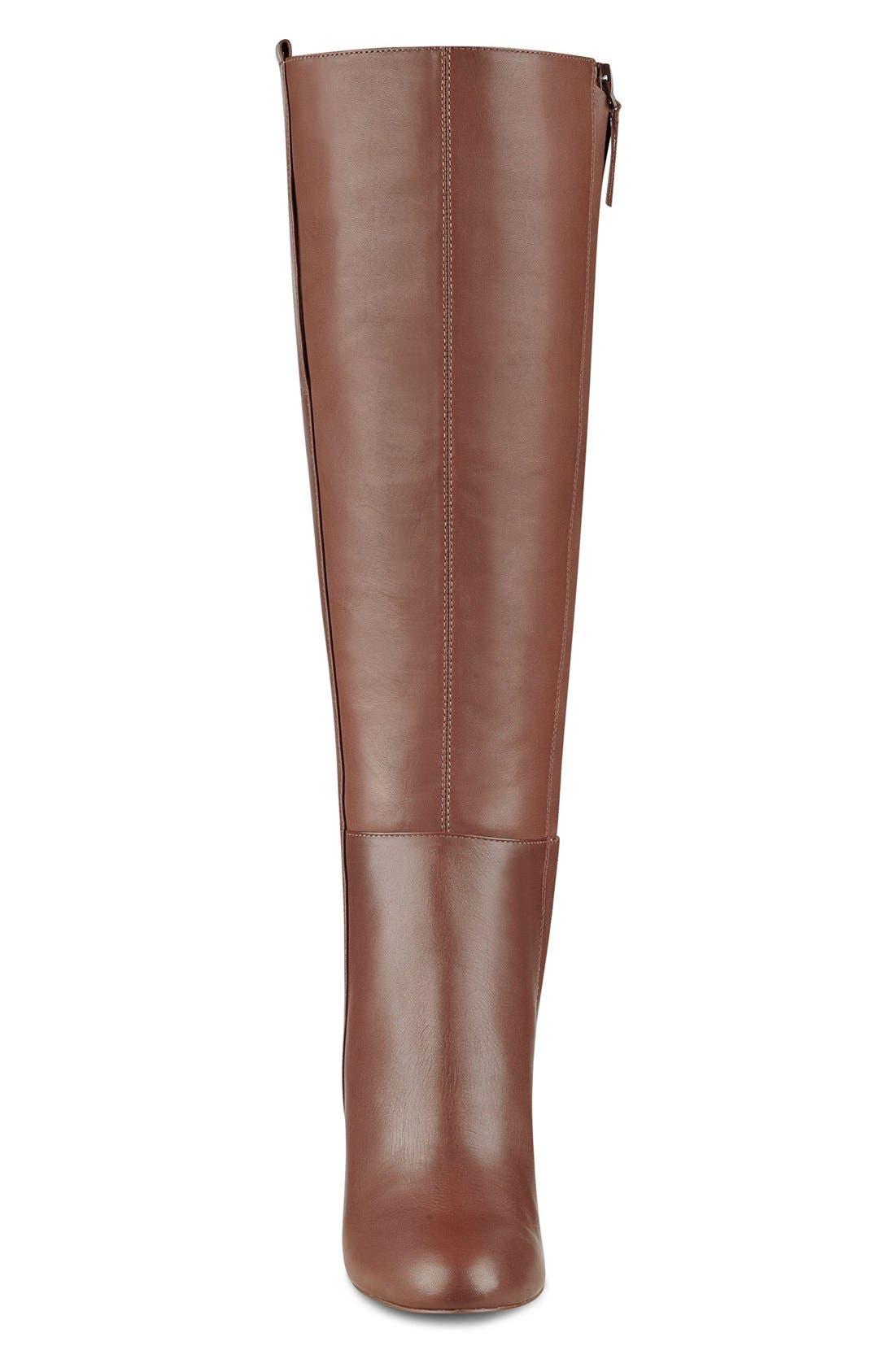 Alternate Image 3  - Nine West Orsella Tall Wedge Boot (Women)