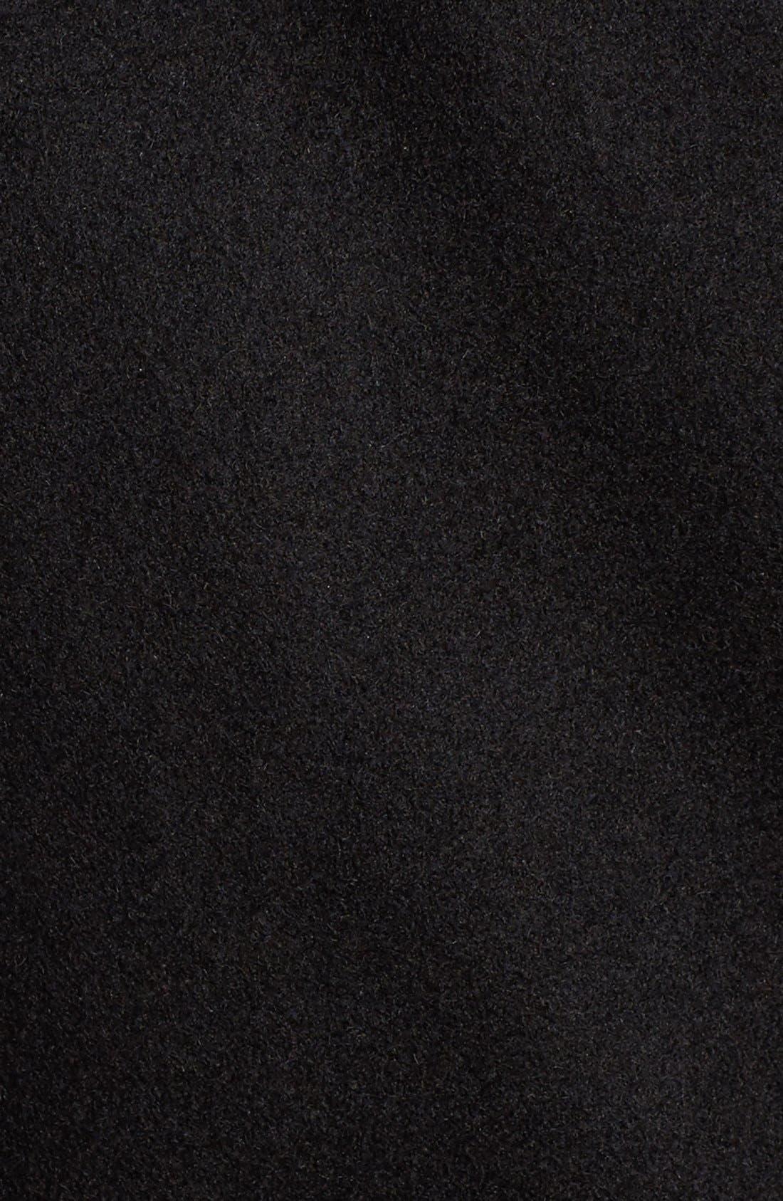 Alternate Image 5  - Kenneth Cole New York Wool Blend Maxi Wrap Coat