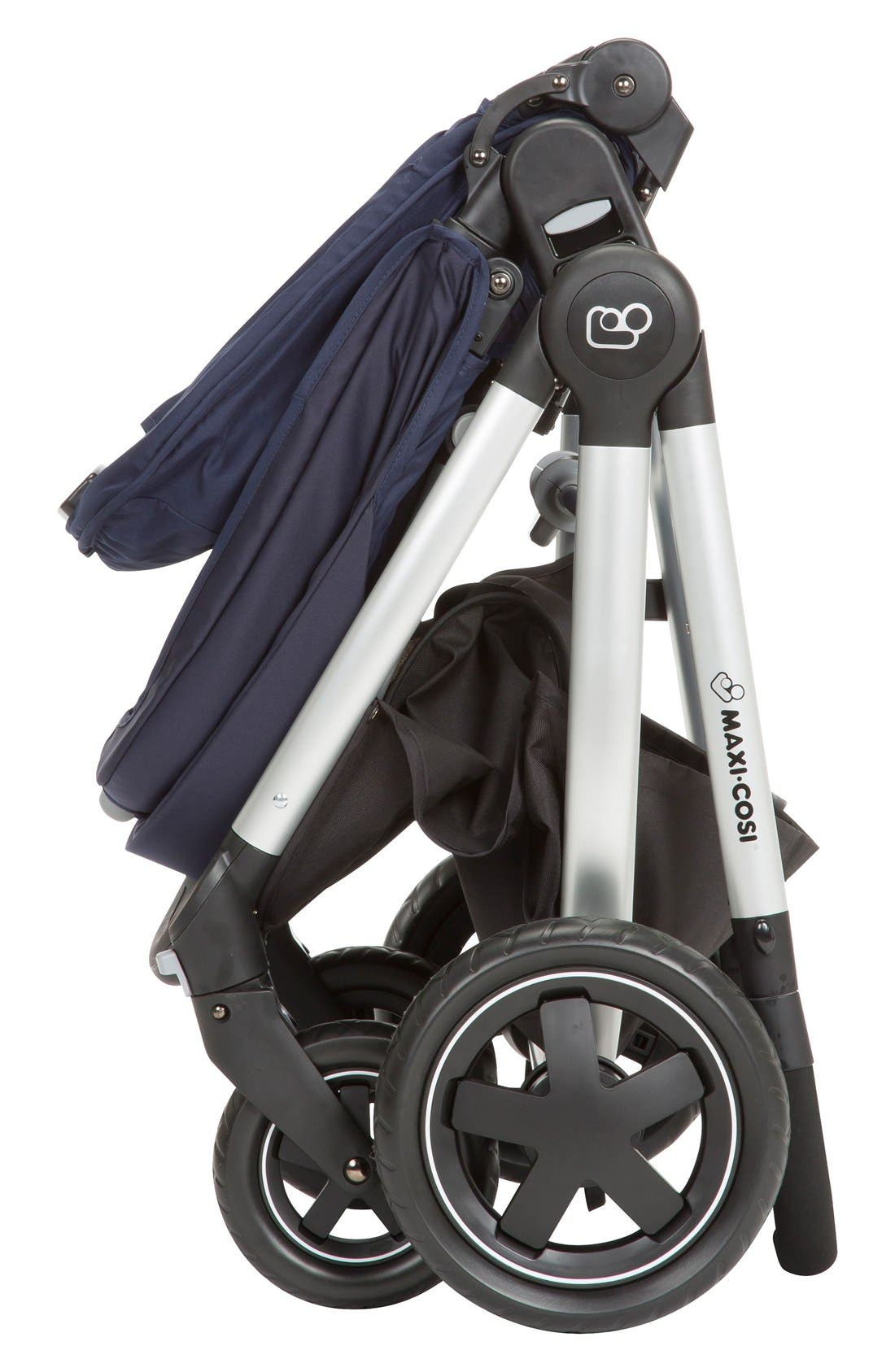 Adorra Travel System,                             Alternate thumbnail 5, color,                             Navy