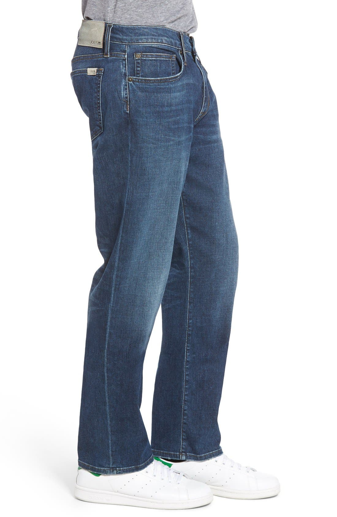 Brixton Slim Fit Jeans,                             Alternate thumbnail 3, color,                             Gladwin
