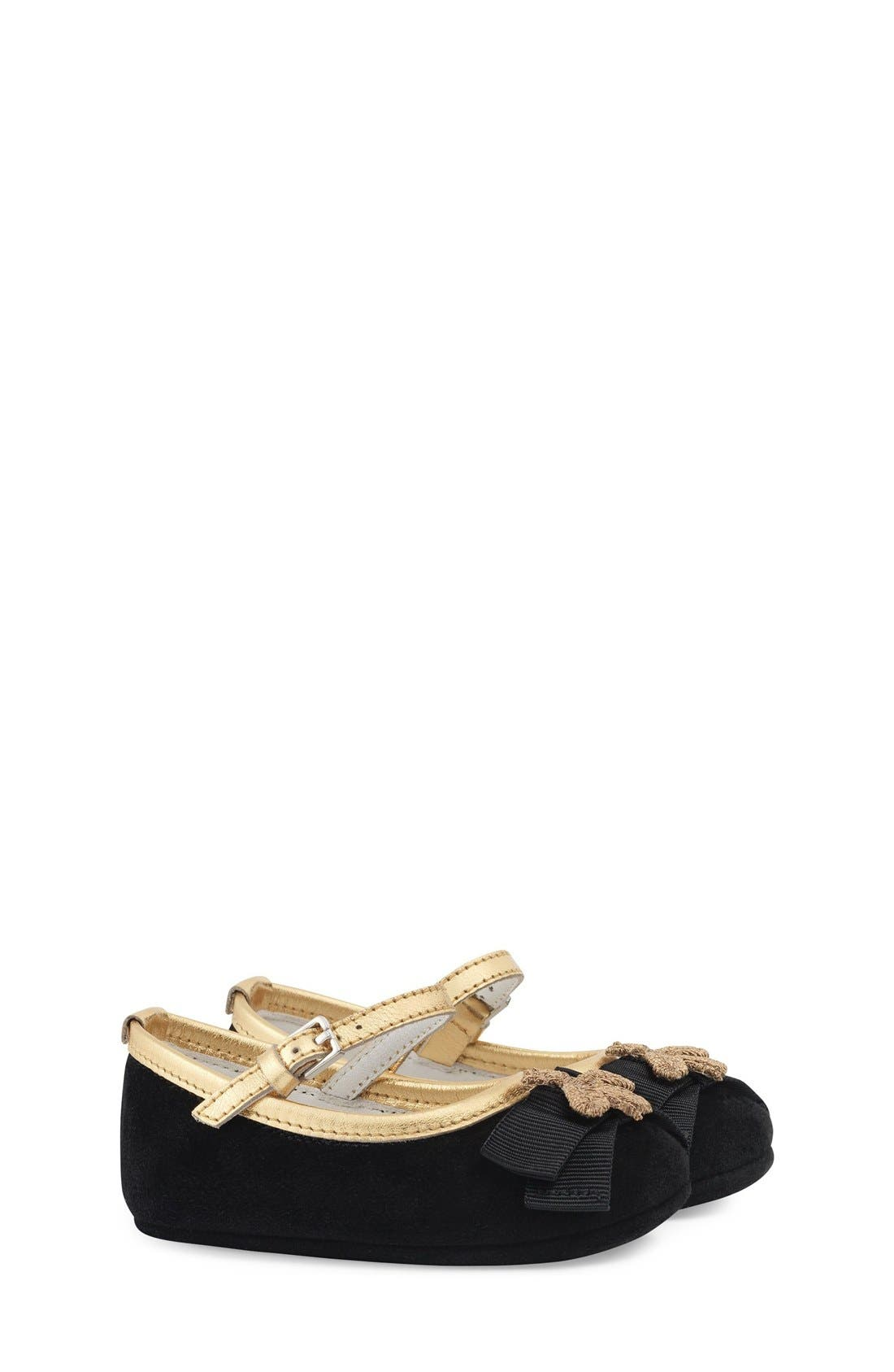 Moody Mary Jane,                         Main,                         color, Black/ Gold