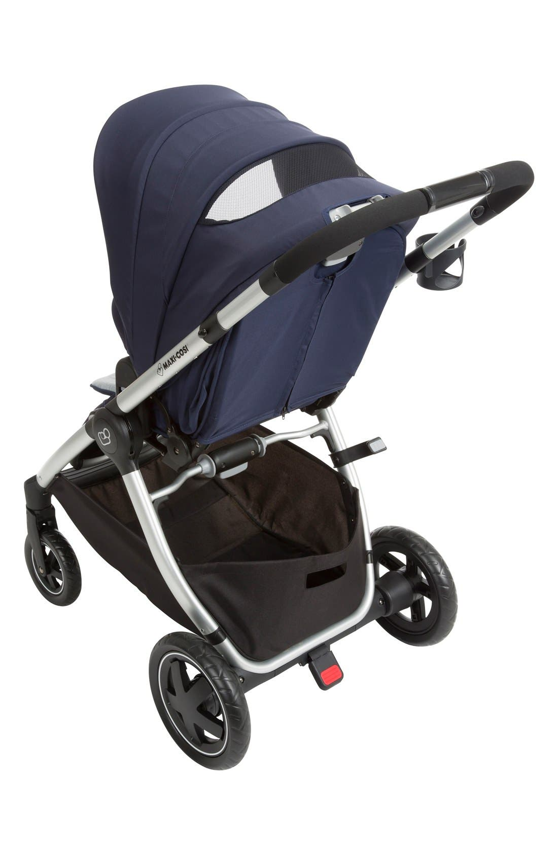 Adorra Travel System,                             Alternate thumbnail 8, color,                             Navy