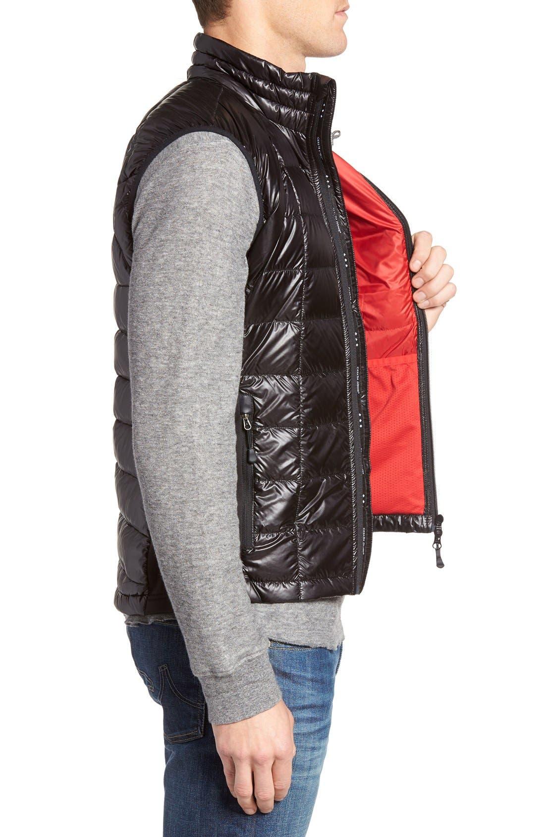 Alternate Image 3  - Canada Goose 'Hybridge™ Lite' Slim Fit Packable Quilted 800-Fill Down Vest