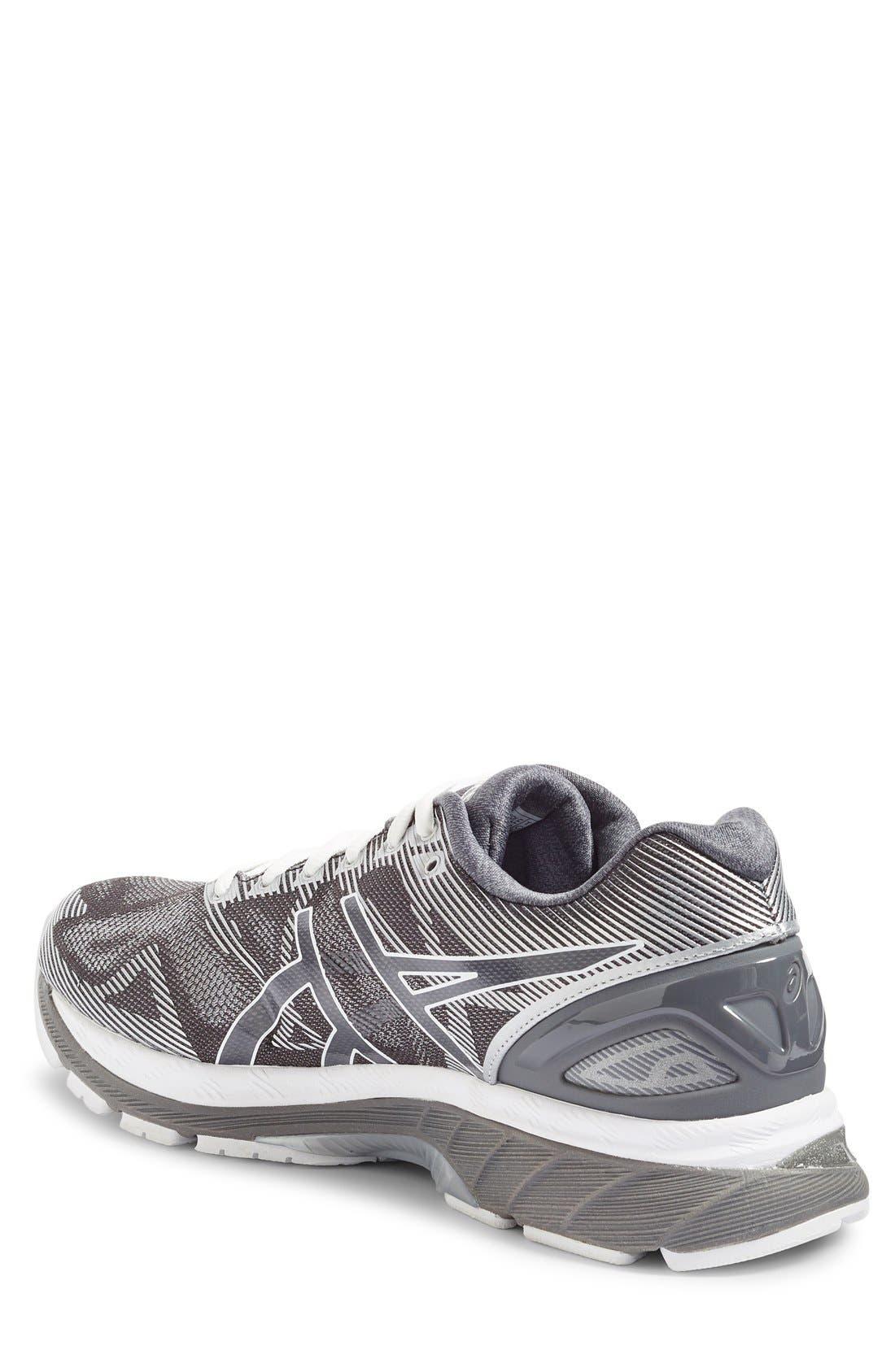 Alternate Image 2  - ASICS® GEL®-Nimbus 19 Running Shoe (Men)